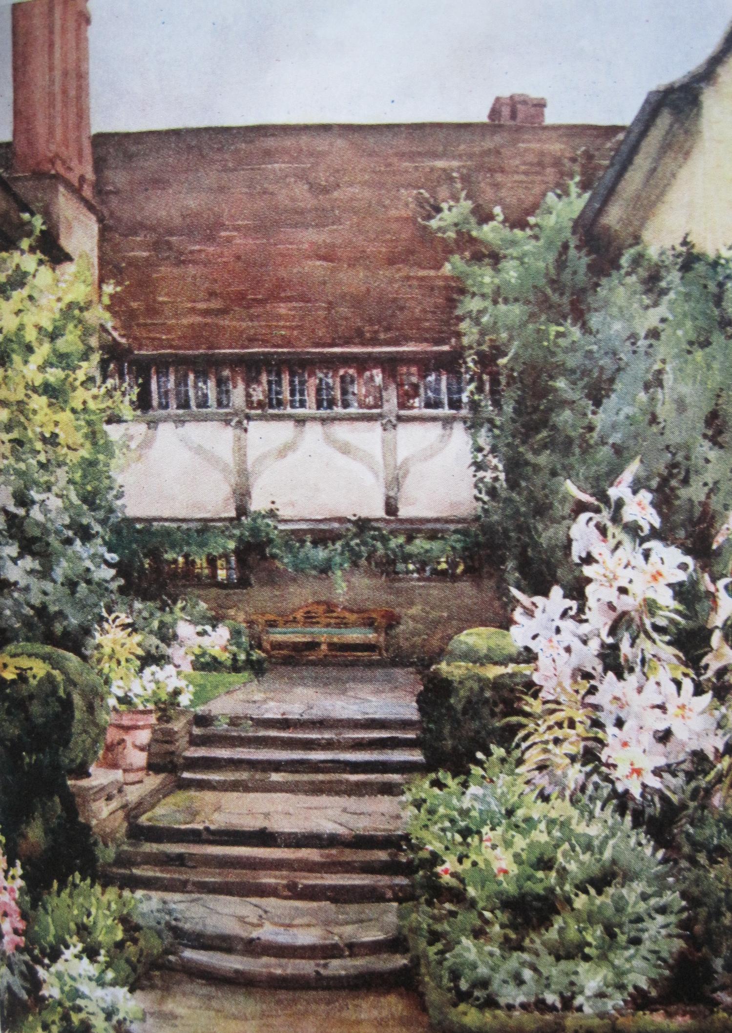 Gertrude Jekyll Artist Craftswoman And Gardener 18th